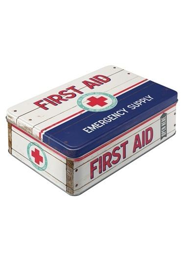 First Aid 2 Saklama Kutusu-Nostalgic Art